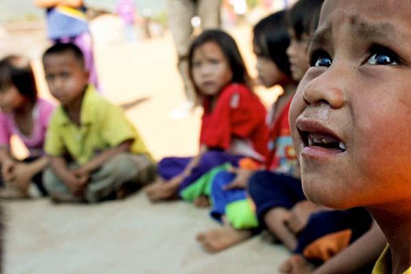 Lahu Children