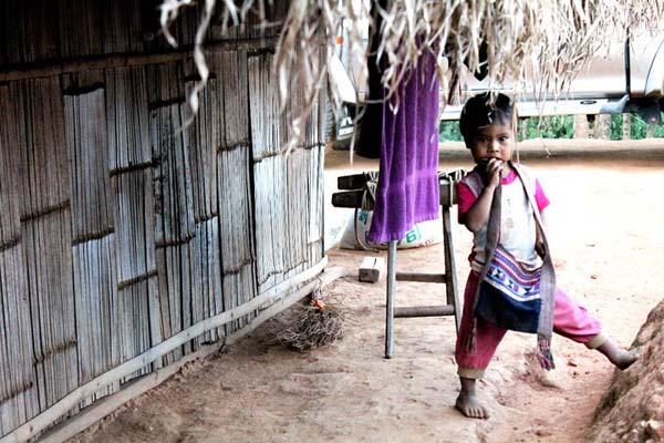 Lahu Child
